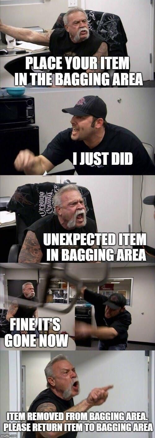 Every flipping time.