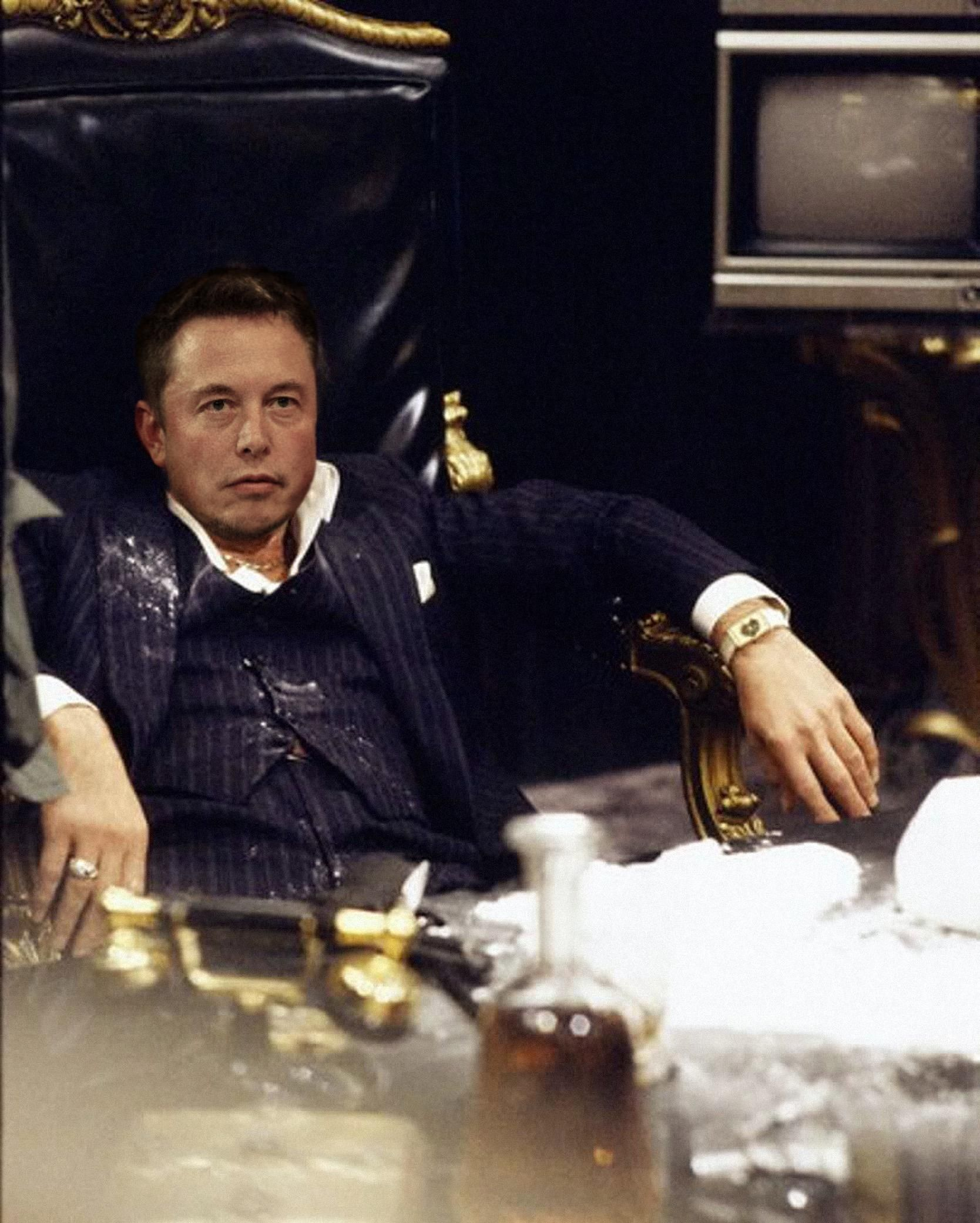 Leaked photo from latest Tesla Board meeting.