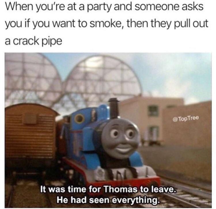Poor Thomas.