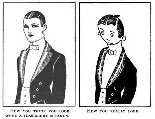 Meme from 1921