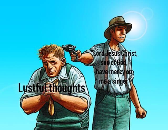 Begone sin