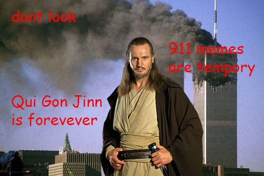 Qui gon and did it (oc)