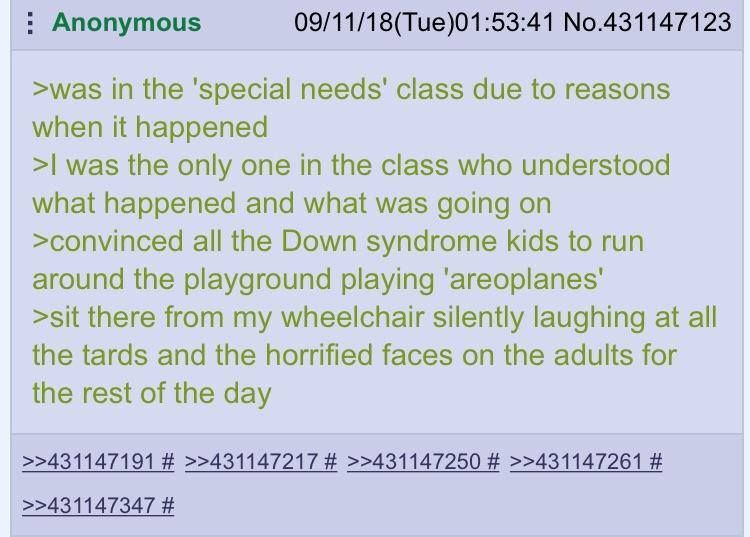 Anon celebrates 9/11