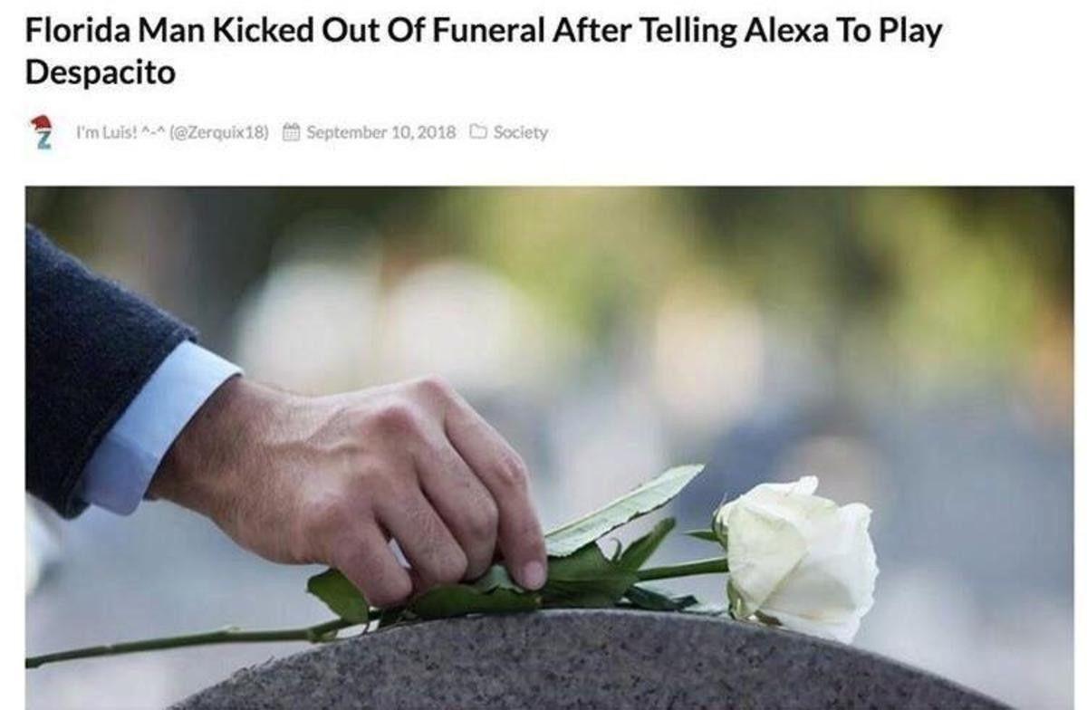 RIP Florida Man