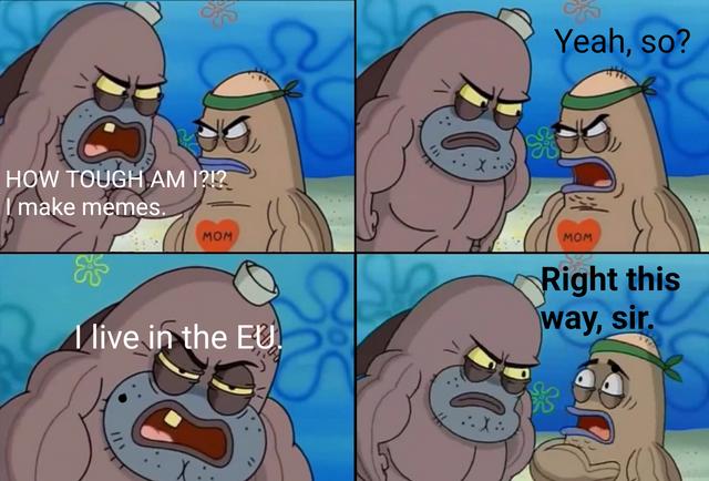 Being a hugeloler in EU just became illegal