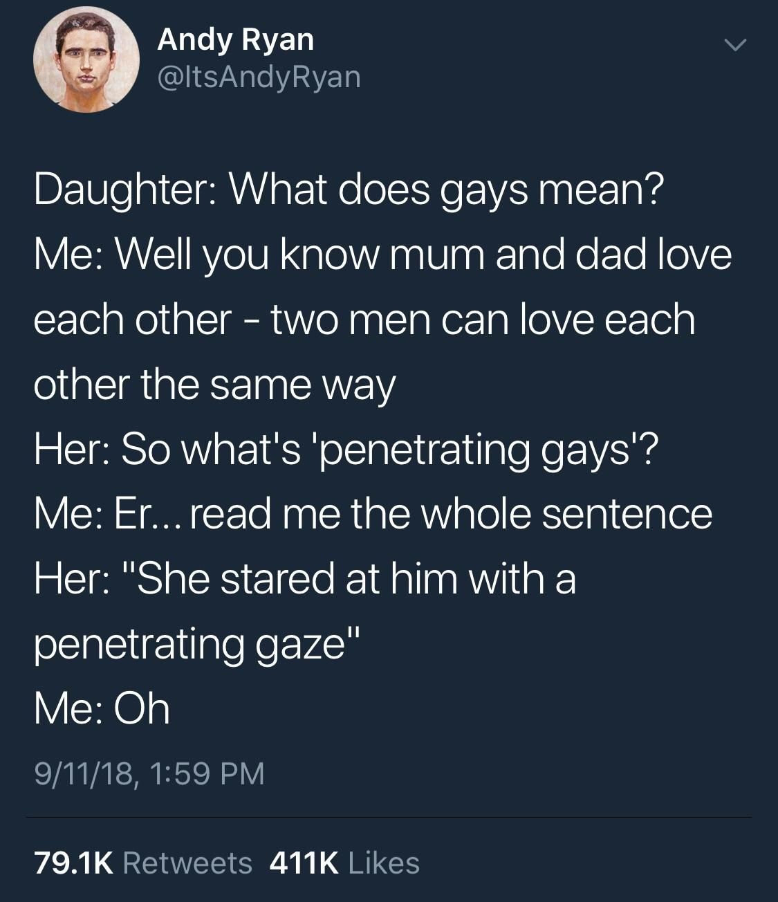 Penetrating Gays
