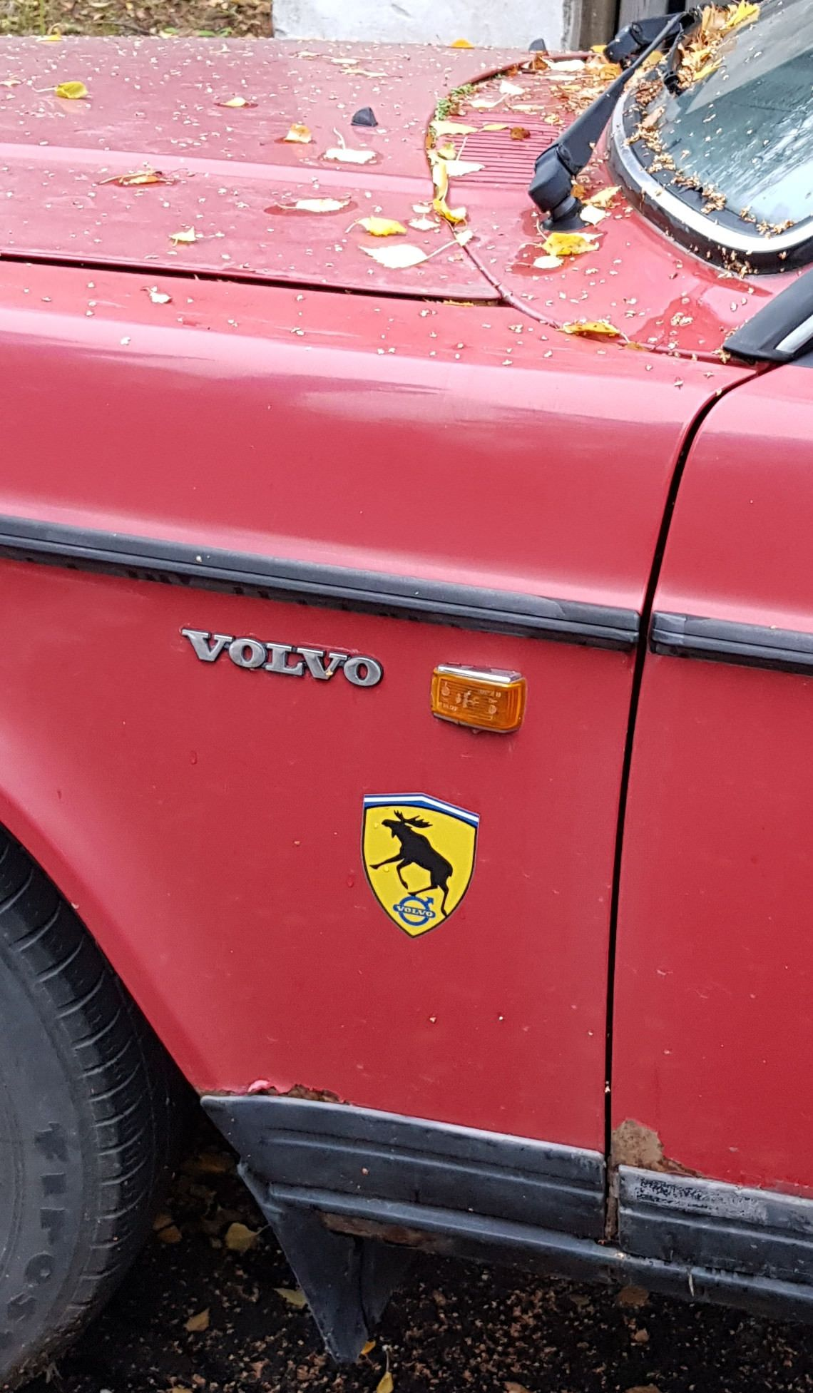 The Swedish Ferrari