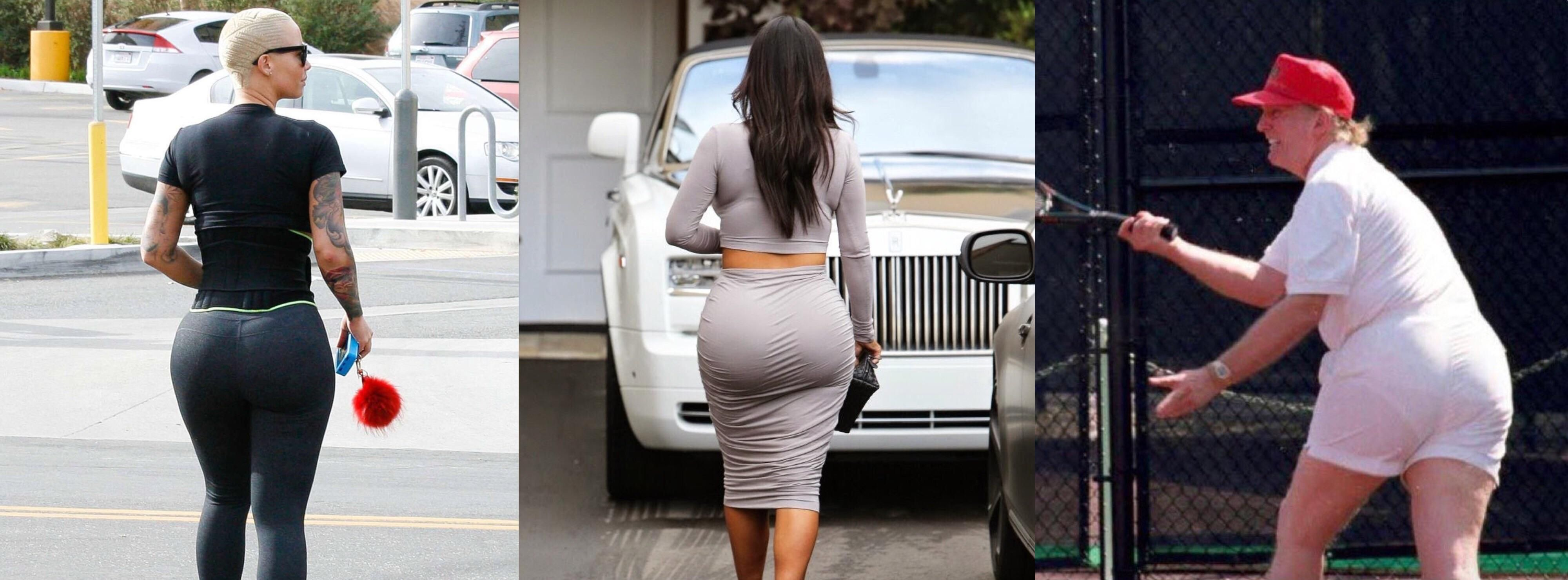 Kanye definitely has a type