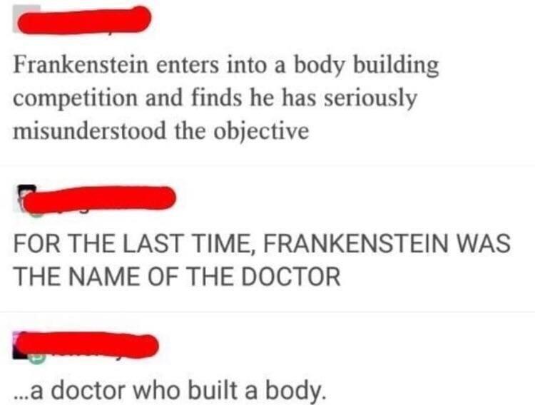 *Body Building*