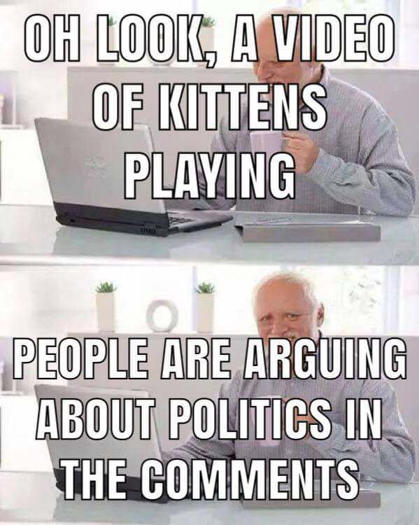 Kittens are probably Russian puppets.