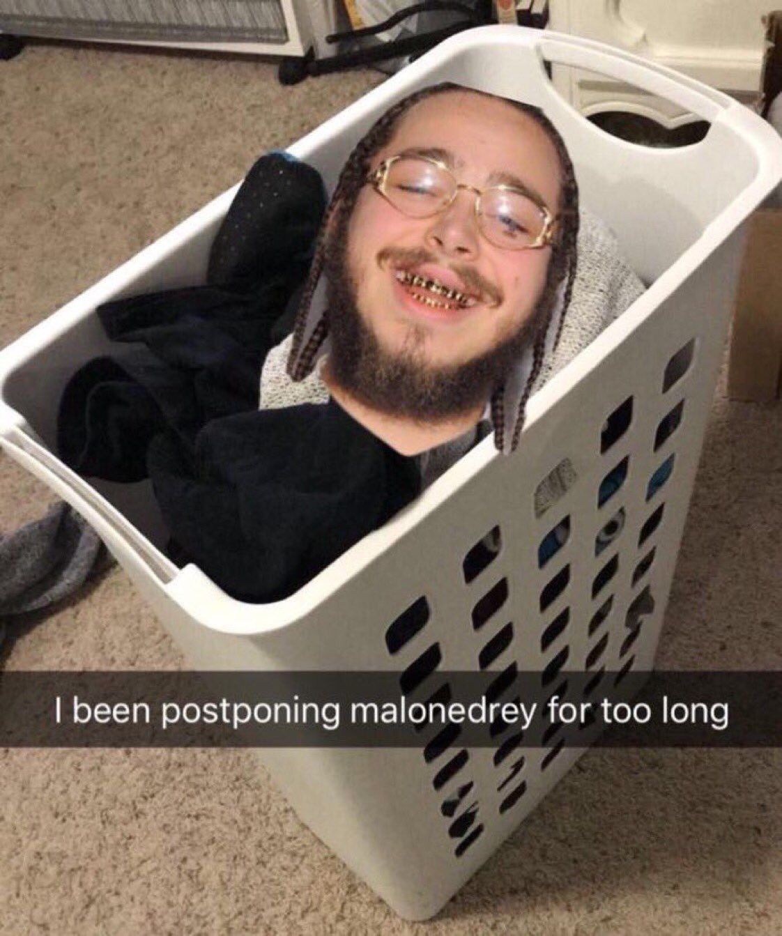 Title of your Malone