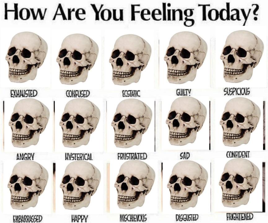 Feeling spookE