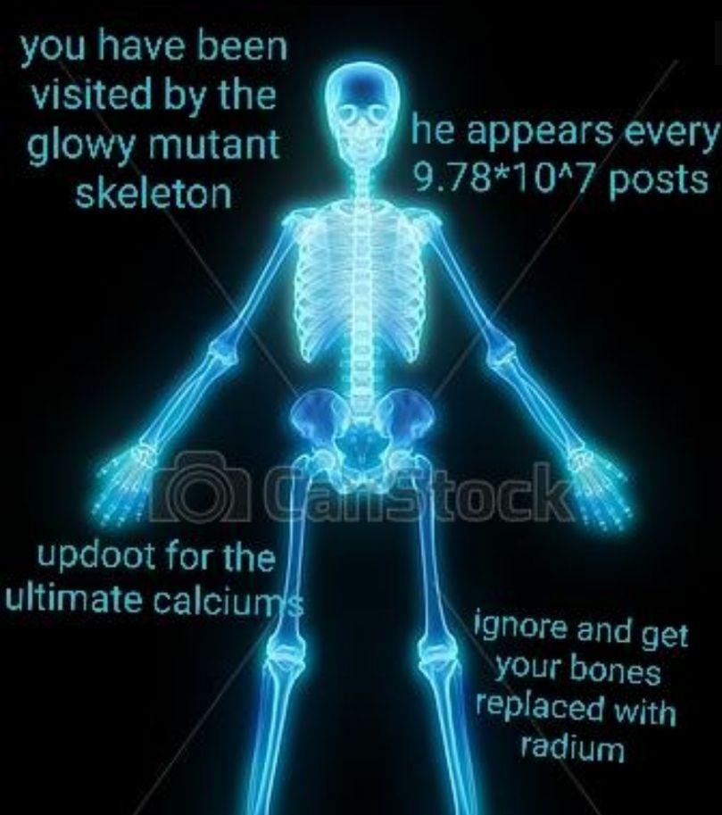 updoot for calcium