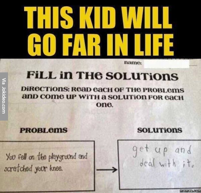 Perfect solutions !!!!