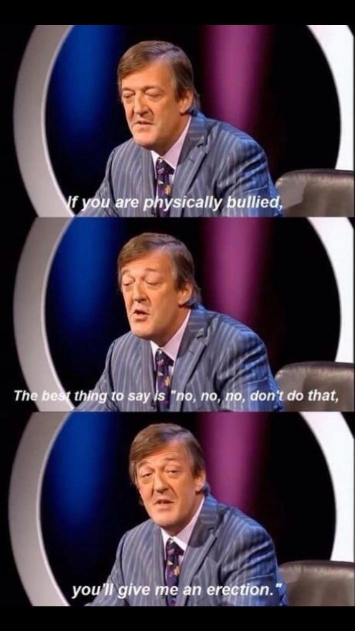 Will always prevent bullying