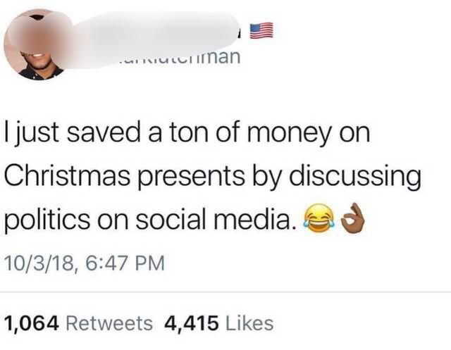 Get ready for Christmas, people