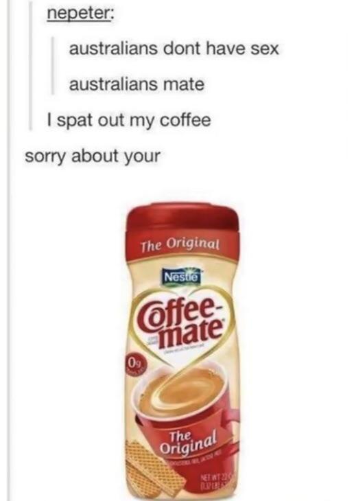 Australians are weird