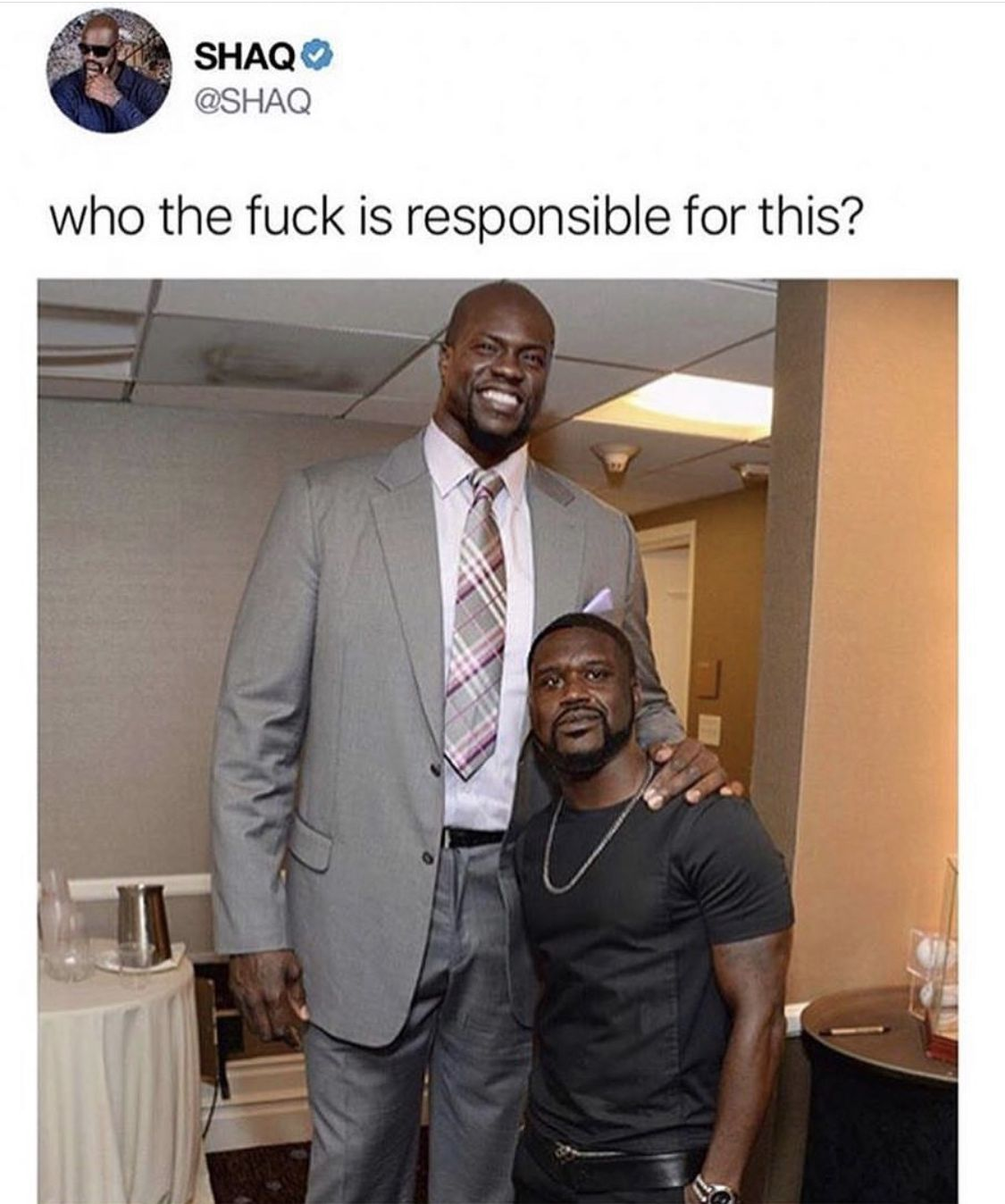 next should be kevin and the rock