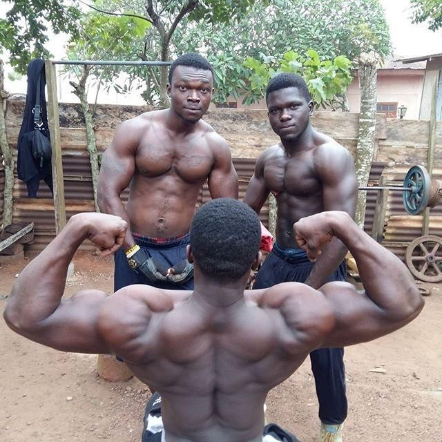 I bless the gains down in Africa