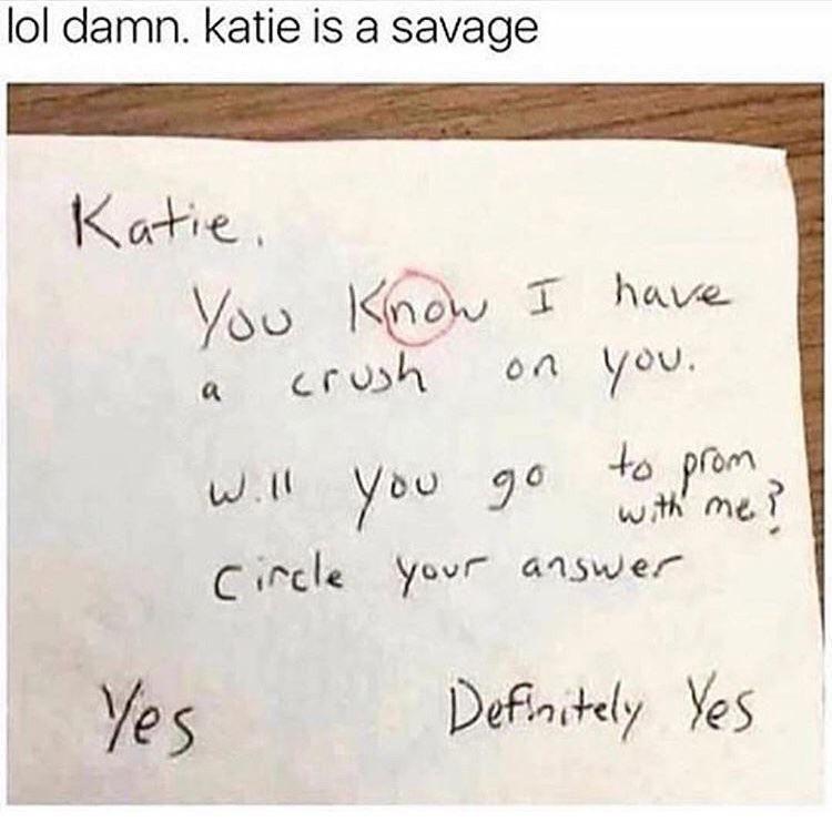 Savage Katie