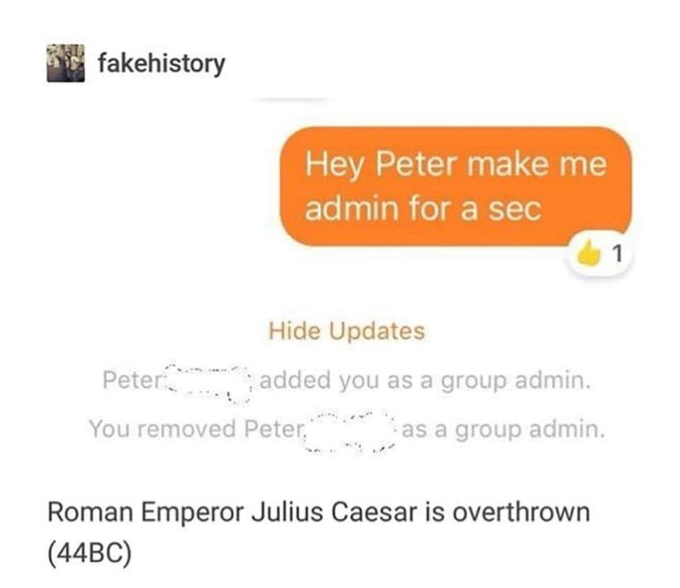 Damn Peter