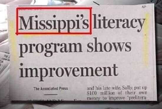 God-tier literacy program