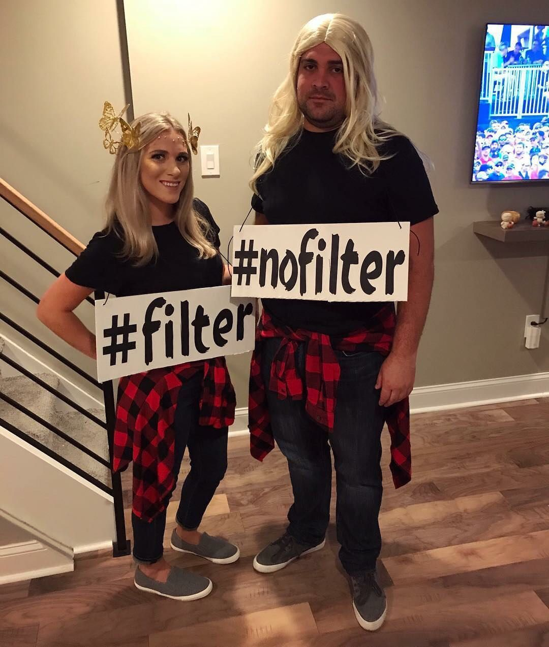 Couple's costume idea