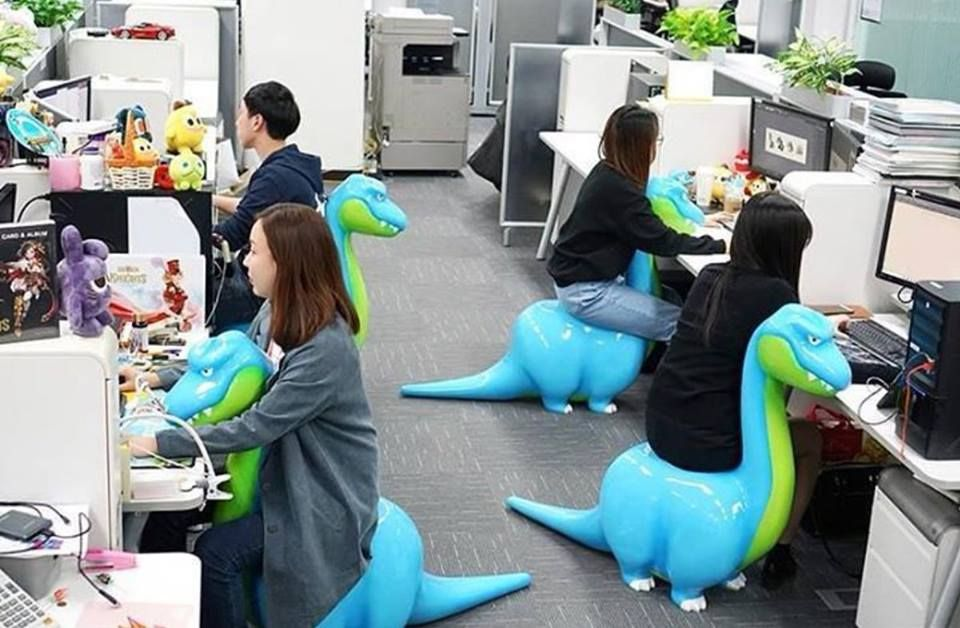 I need this type of chair in my office