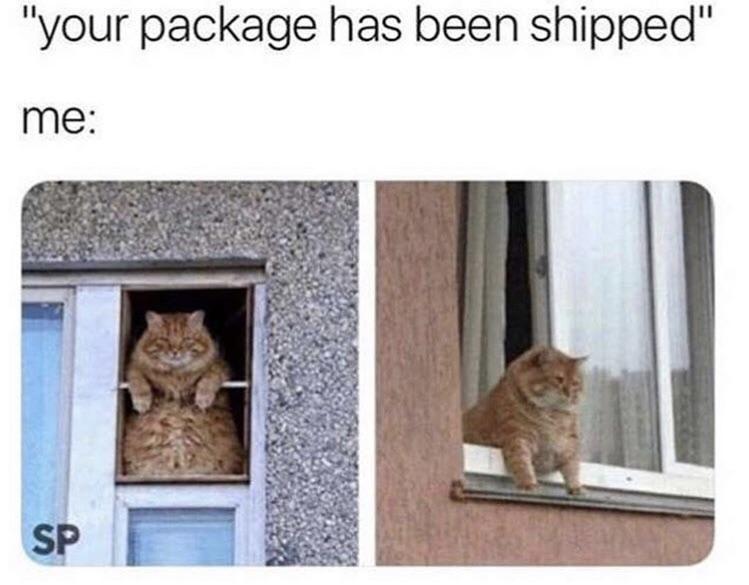 I'm waiting...
