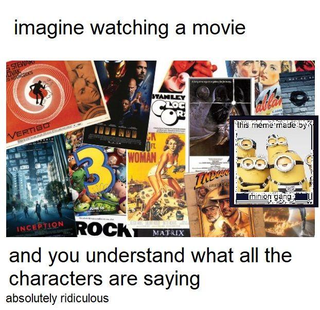 ugh, dialogue