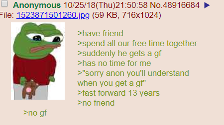 Anon will understand one day... or not