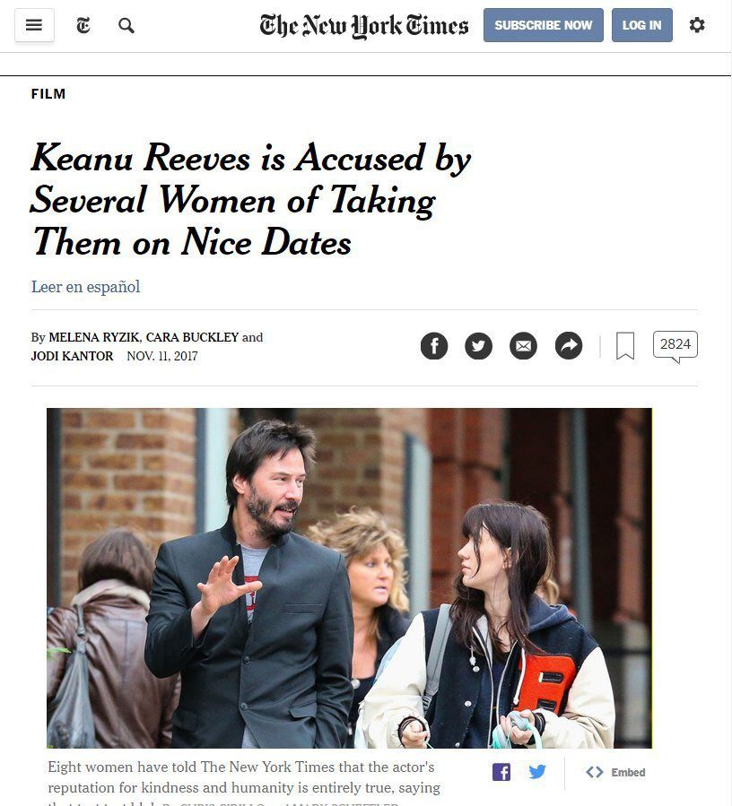 Keanu, no!! oh wait.. thats more like it.