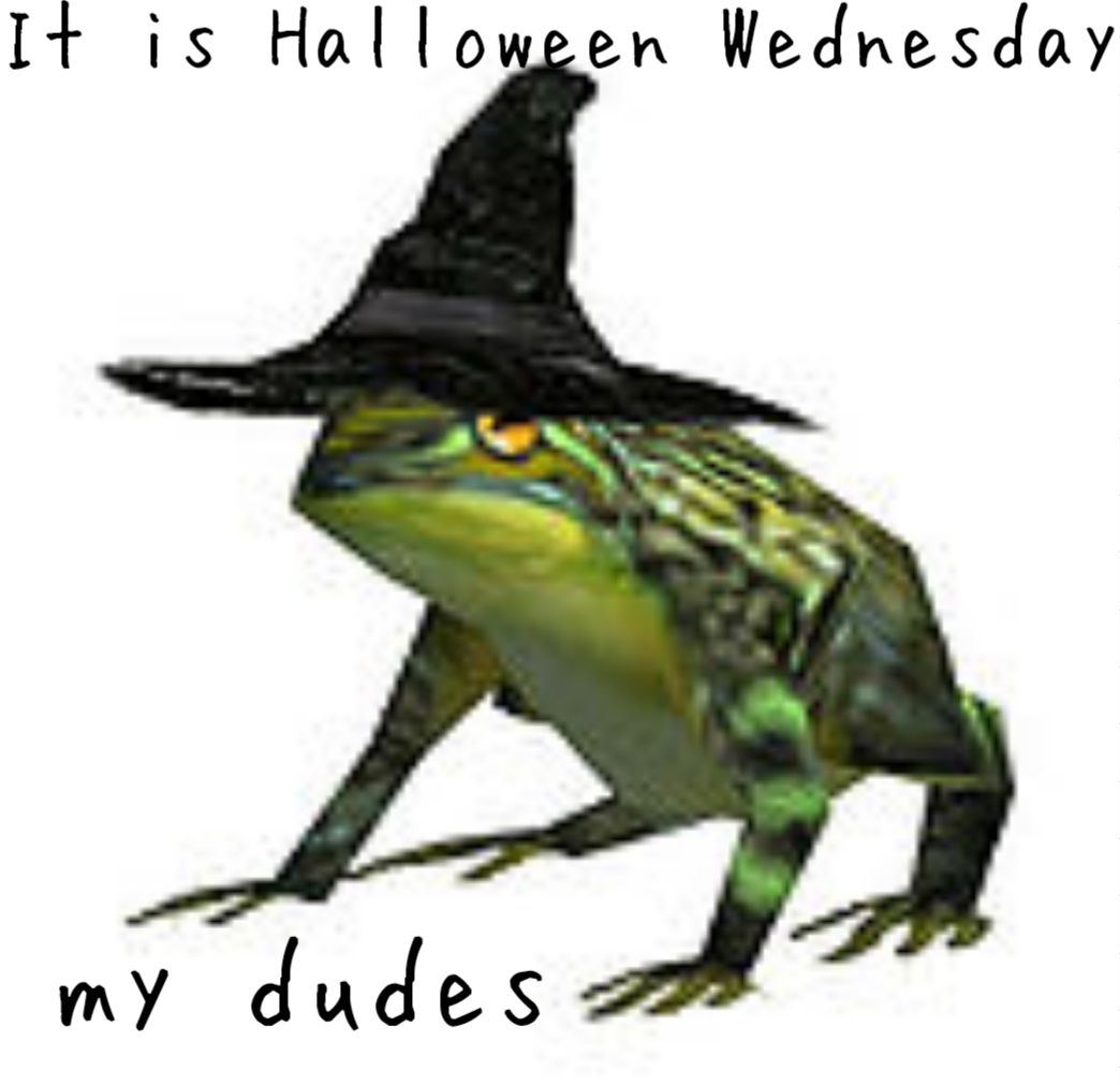 May the spooks reach you, my doots