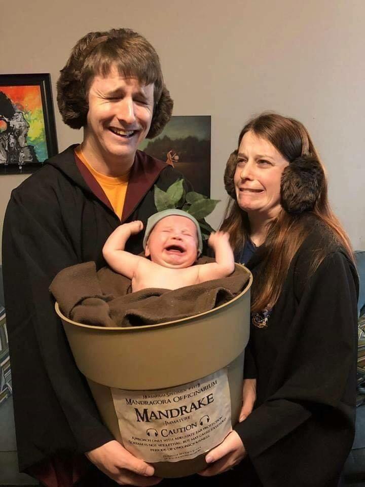 Potterhead parents