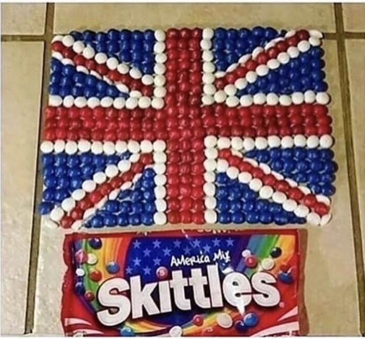 Don't tell me what to do Skittles!