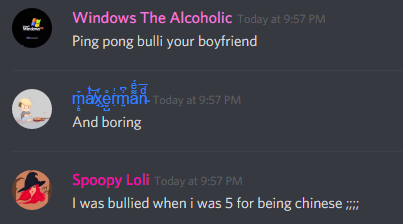 I am a nice guy