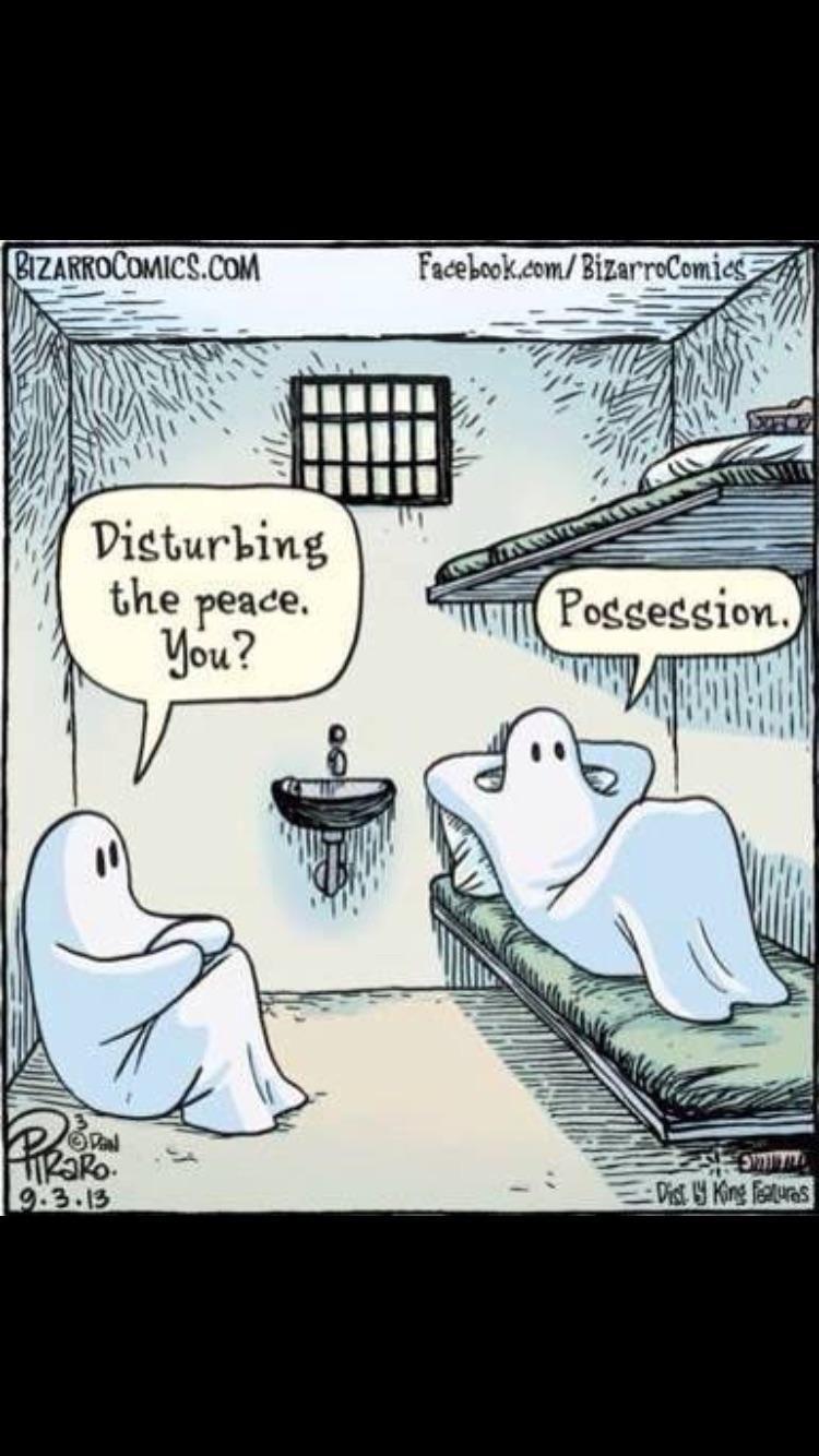 Spooks.