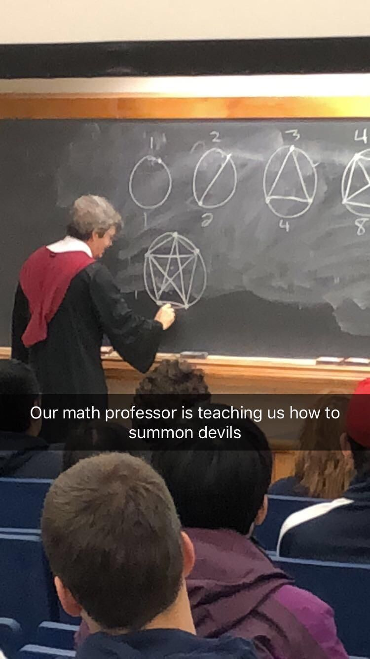 'Tis the season to summon devils