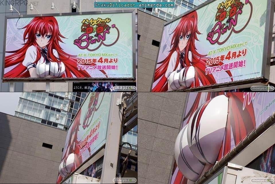 Japan is on a level of it's own.