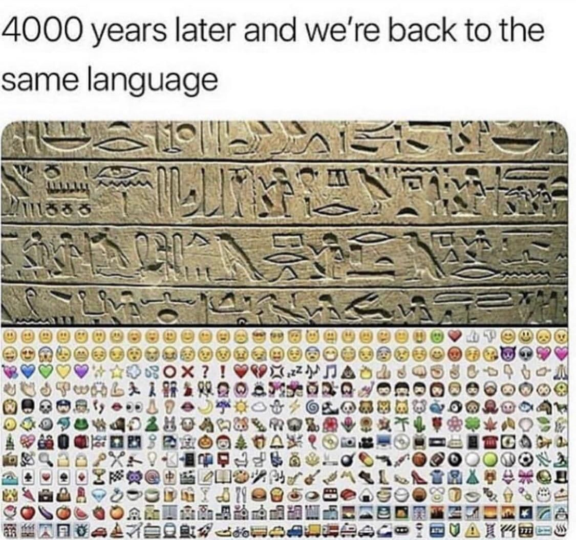 4000 years later