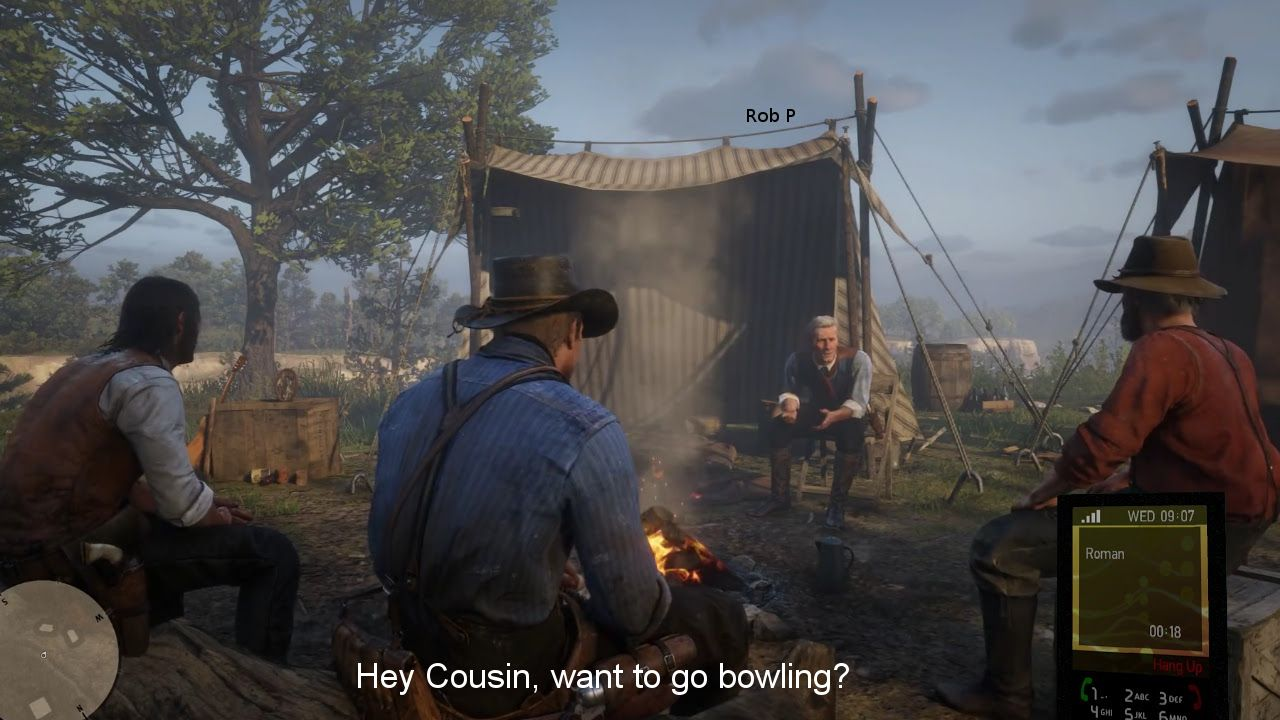 Hey Arthur, want to go bowling?