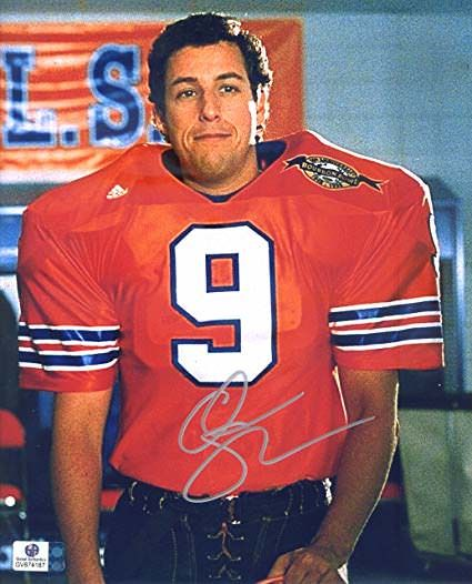 20 years ago today Bobby Boucher led the Mud Dogs to their first Bourbon  Bowl victory f294d51ffc99