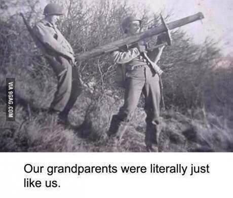 Our Great Ancestors