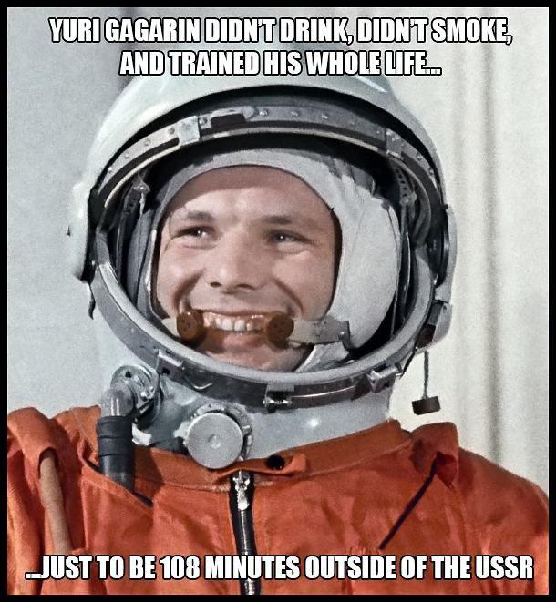 Life goals in Soviet Russia