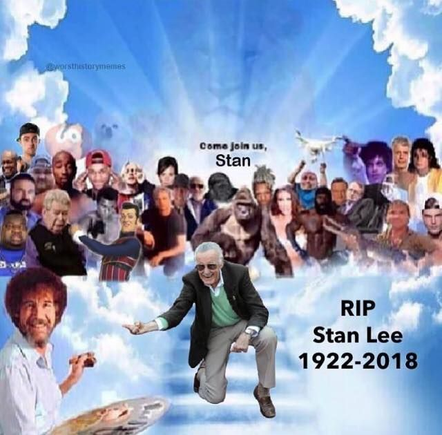 RIP, you have done great in this world