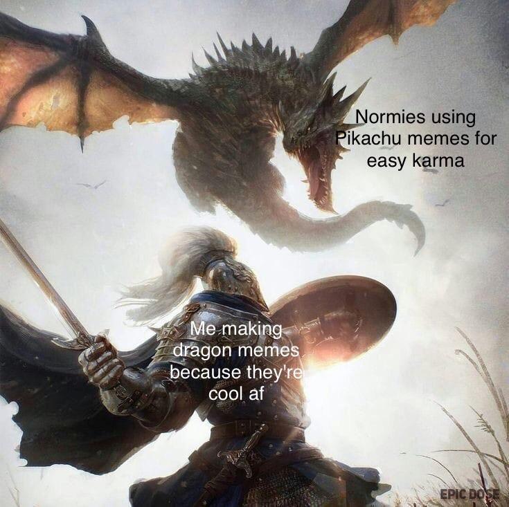 Me: Stealing this meme