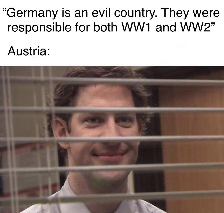Germany is nice, trust me