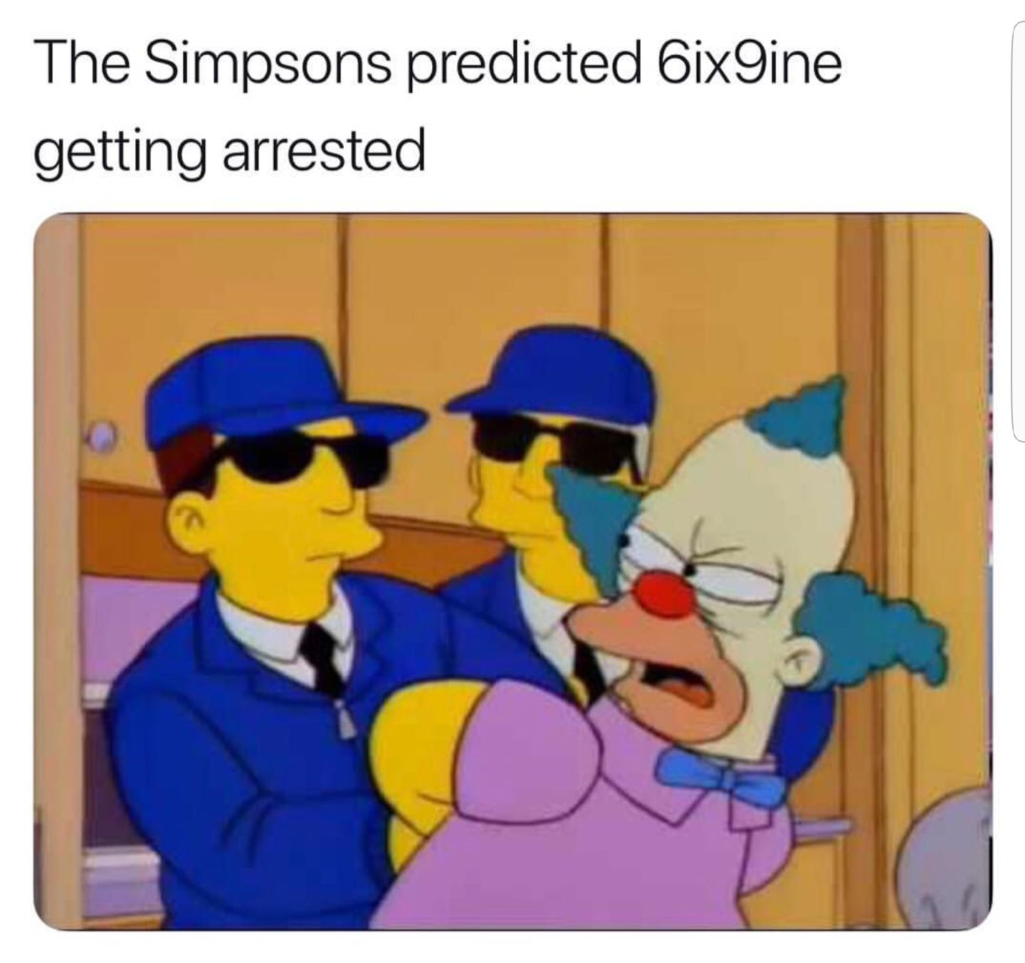 Is there something simpsons did not predict?