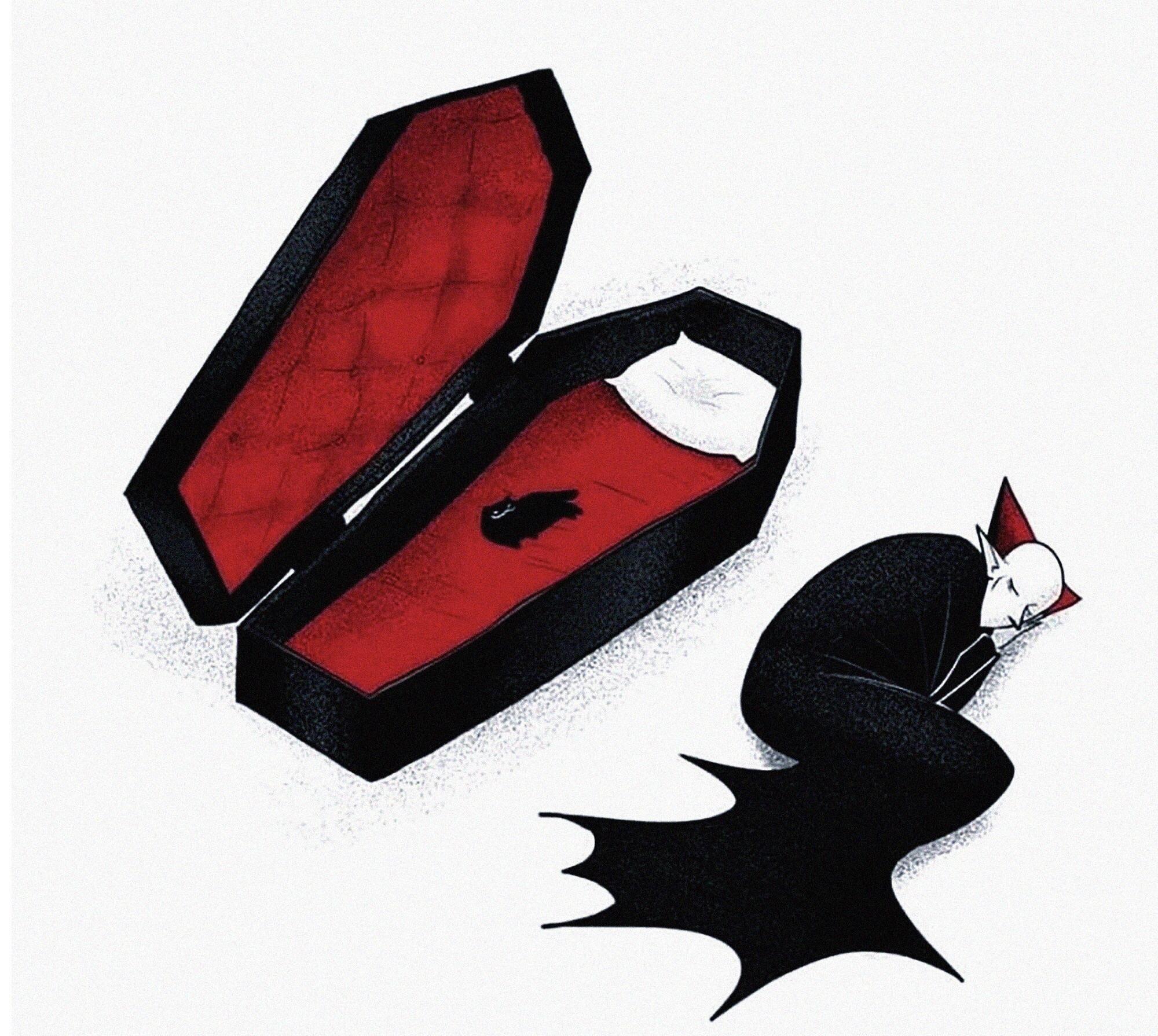 If Dracula has a cat