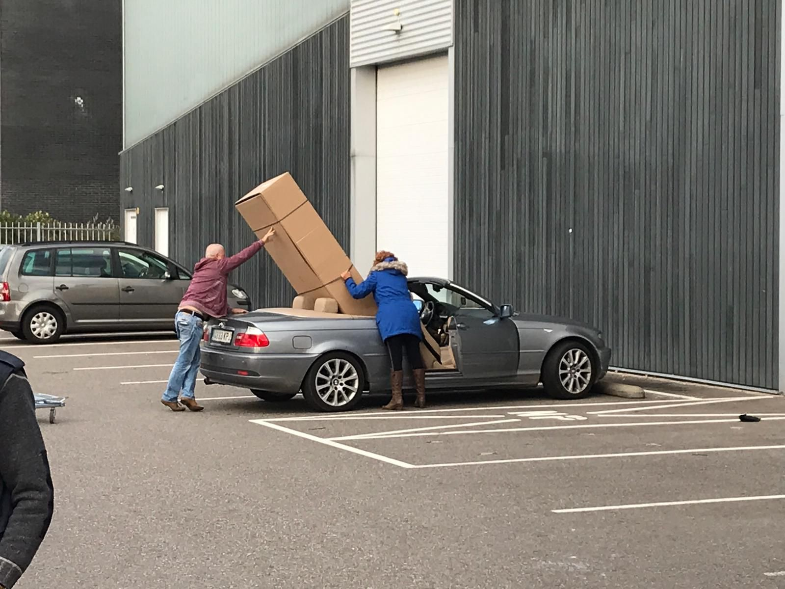 Normal day at Ikea